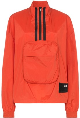 Y-3 Packable Half-Zip Shell Track Jacket