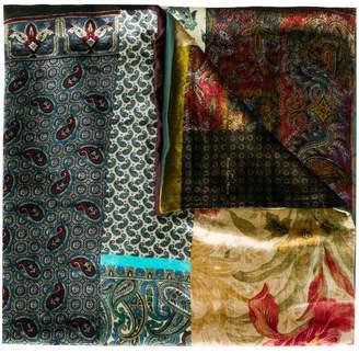Pierre Louis Mascia Pierre-Louis Mascia multiple pattern scarf