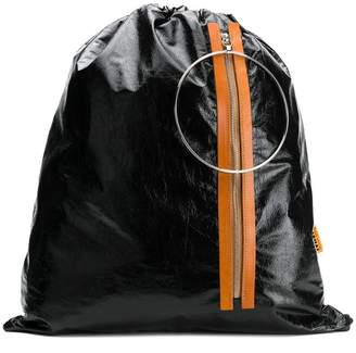 e0269b5814 Black Drawstring Backpacks For Women - ShopStyle UK