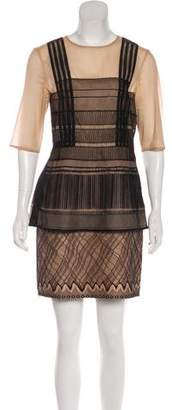 3.1 Phillip Lim Silk Lace Dress