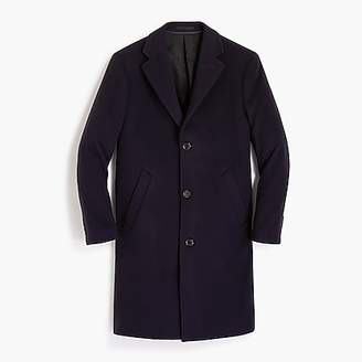 J.Crew Relaxed-fit topcoat in Italian wool-cashmere
