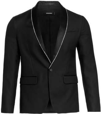 DSQUARED2 Crystal Border Tuxedo Jacket