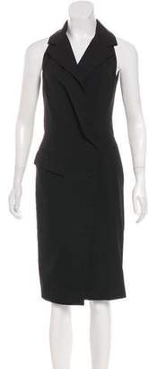 Behnaz Sarafpour Midi Blazer Dress