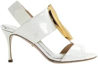 Sergio Rossi Patent leather sandals