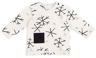 Miles Baby Boys' Snowflake Shirt - Baby