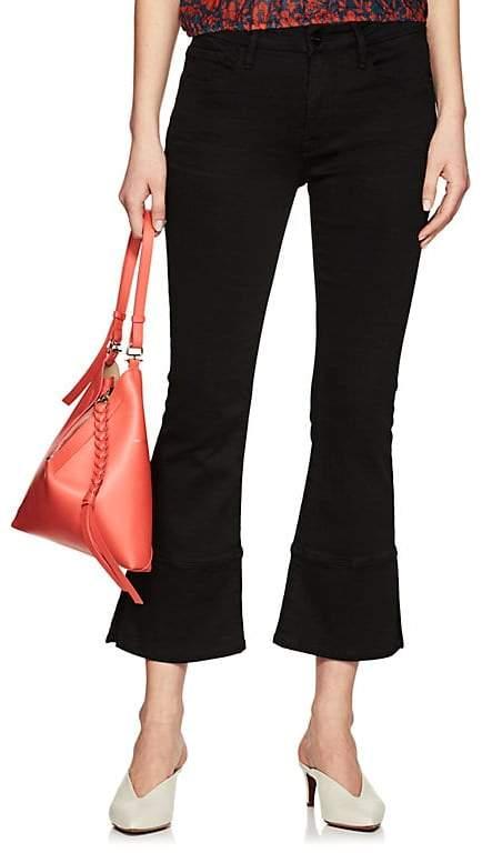 Women's Le Crop Mini Boot Jeans