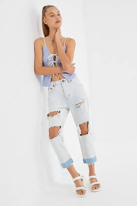One Teaspoon Xanthe Hooligans Low-Rise Jean