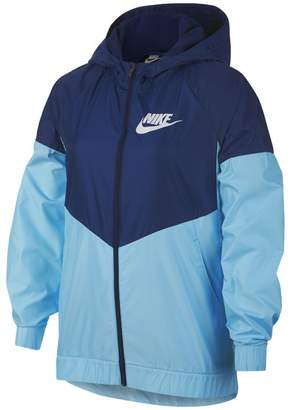 Nike Sportswear Windrunner Older Kids'(Girls') Jacket