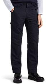 Carhartt Work in Progress Men's Columbia-Fit Cotton Cargo Pants - Navy