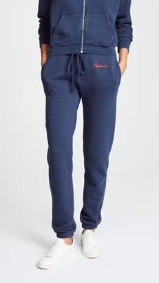 RE/DONE Chain Stitch Sweatpants