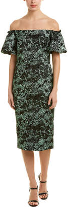Theia Sheath Dress