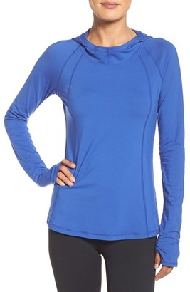 Women's Zella Technique Hooded Pullover $59 thestylecure.com
