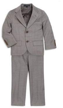 Ralph Lauren Little Boy's Two-Piece Wool Twill Suit