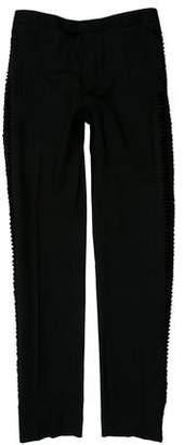 Maison Margiela Distressed Dress Pants