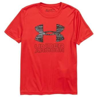 Under Armour Logo HeatGear(R) T-Shirt