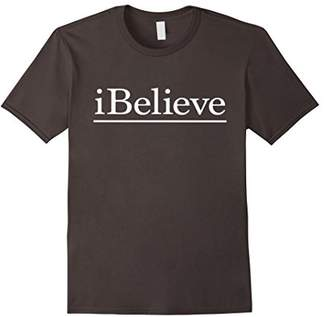 iBelieve T-Shirt in white