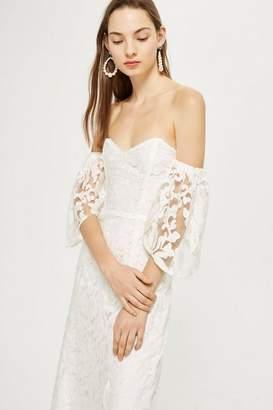 Flynn Skye bridal Bardot Bridal Gown by