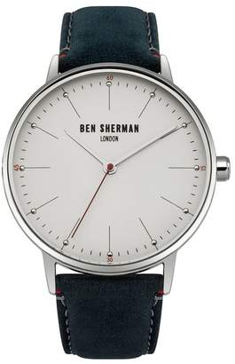 Ben Sherman Men's Portobello Touch Quartz Watch, 41mm