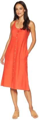 Lucky Brand Button Up Knit Dress Women's Dress