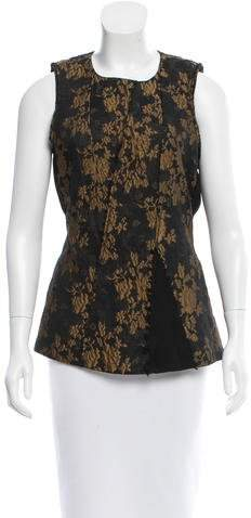 3.1 Phillip Lim 3.1 Phillip Lim Sleeveless Printed Top