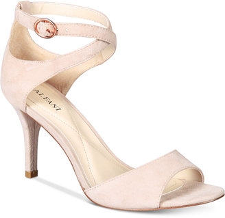 Alfani Women's Ginnii Ankle-Strap Dress Sandals, Only at Macy's $79.50 thestylecure.com