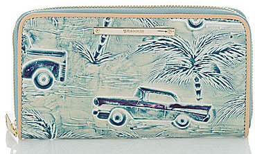 Brahmin BRAHMIN Brahmin Copa Cabana Collection Suri Wallet