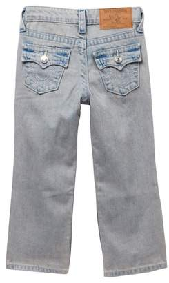 True Religion Straight S.E Jeans (Little Boys)