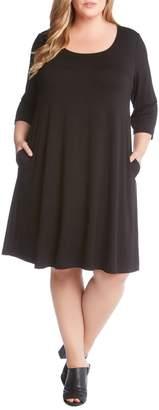 Karen Kane Chloe A-Line Dress