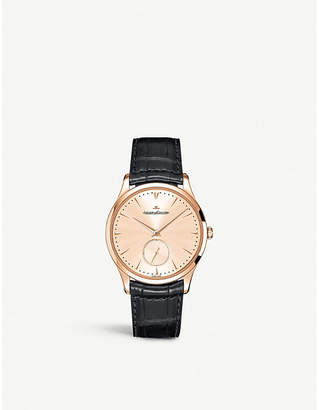 Jaeger-LeCoultre Jaeger Le Coultre Q1352520 Master ultra thin rose gold watch