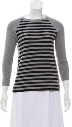 Edun Striped Raglan Sweater