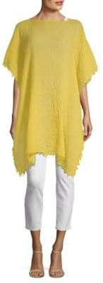 Eileen Fisher Organic Cotton Poncho