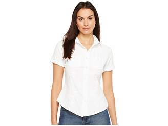 Scully Cantina Tracy Peruvian Cotton Top Women's Clothing