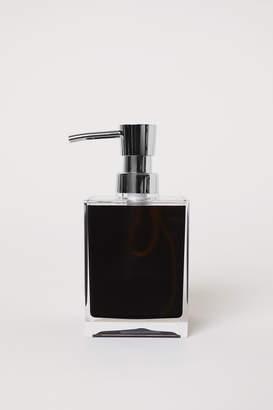 H&M Plastic soap dispenser