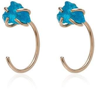 Melissa Joy Manning blue apatite earrings