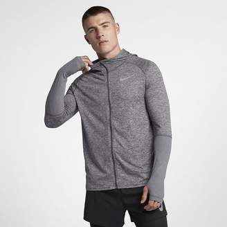 Nike Element Men's Full-Zip Running Hoodie