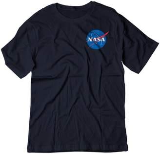 Lrg BSW Men's Nasa Space Astronomy Crest Shirt MED