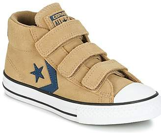 Converse STAR PLAYER EV V STAR PLAYER SUEDE MID SANDY/KHAKI/NAVY