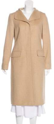 Max Mara Long Collared Coat