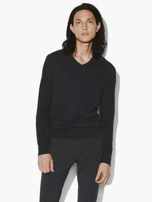John Varvatos V Neck Sweater