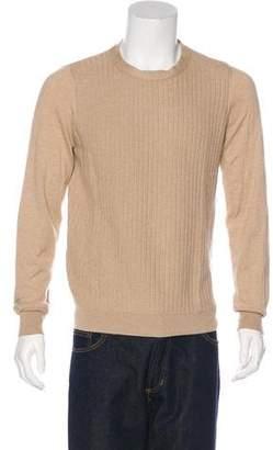 Maison Margiela Wool-Blend Crew Neck Sweater