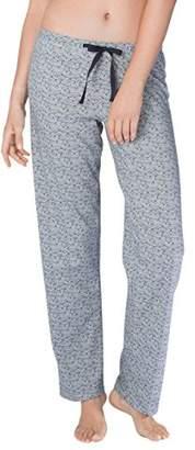 Calida Women's Favourites Trend 3 Damen Hose Pyjama Bottoms, Blue (Parisian Night 429), (Manufacturer Size: XS)