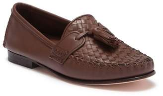 Cole Haan Jagger Soft Woven Leather Loafer