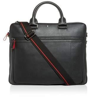 Montblanc Urban Racing Spirit Slim Leather Briefcase