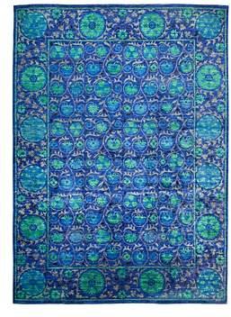 Suzani Area Rug, 10'4 x 14'2