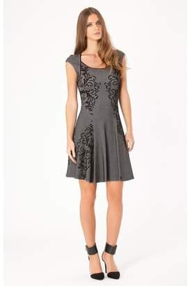 Hale Bob Dixon Jacquard Dress