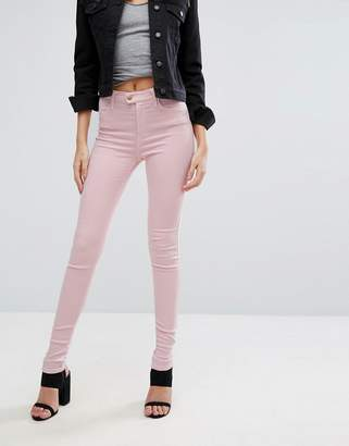 Replay (リプレイ) - Replay Touch Super High Rise Skinny Jeans