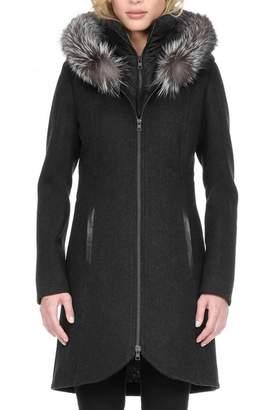 Soia & Kyo Charlene Wool Coat