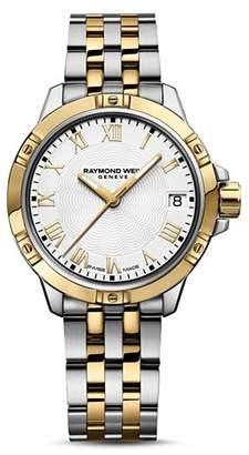 Raymond Weil Tango Two Tone Watch, 30mm