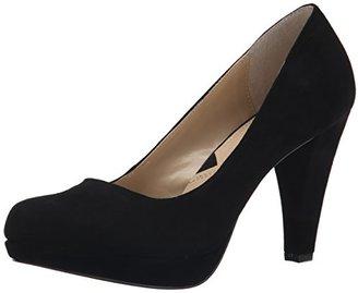Adrienne Vittadini Footwear Women's Prestin Platform Pump $99 thestylecure.com