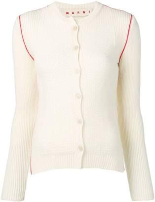 Marni textured knit cardigan